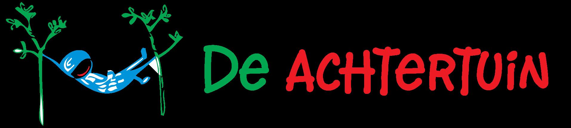 Logo De Achtertuin